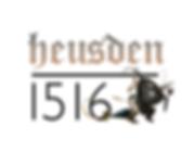 Ontwerp campagnelogo | Heusden 1516 | Van Riet Ontwerpers