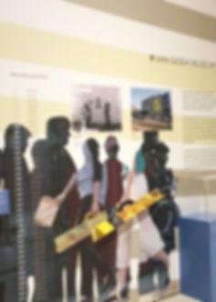 Diverse grafische wanden uit de Expositie Vincent uit de Doeken