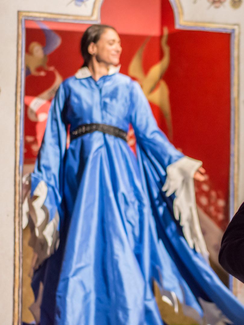 Ben zelf Maria van Gelre in een 3D gebedenboek