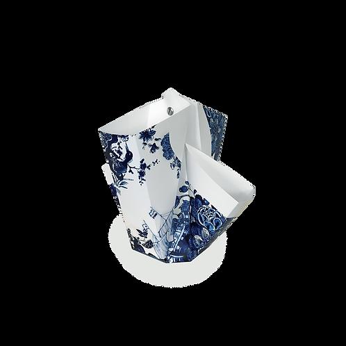 Vouwvaas Delfts Blauw
