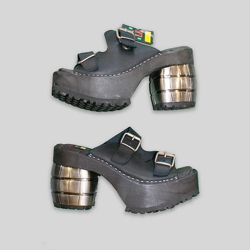 """Zapatos Tacón Metálico """"Made in spain"""""""