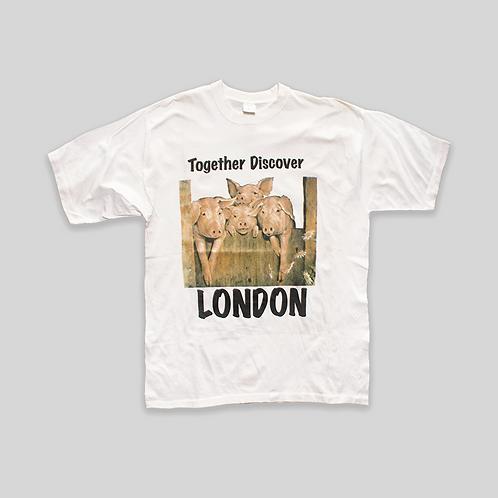 Camiseta Souvenir London