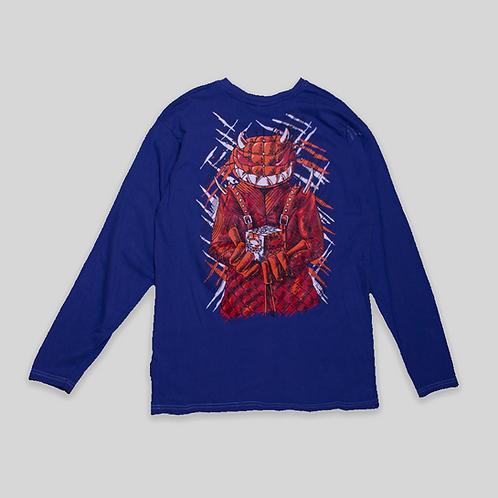 "Camiseta ""Hellmen"" 2000's"