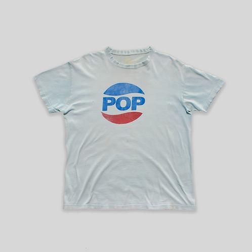 """Camiseta Vintage Los Planetas """"POP"""" 1995"""