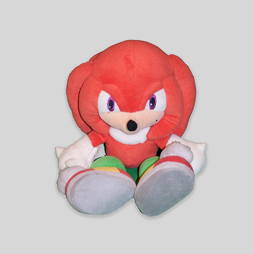 Peluche KNUCKLES - Sonic