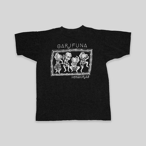 Camiseta GARIFUNA HONDURAS vintage 90's