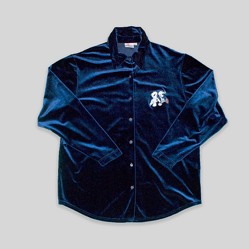 Camisa terciopelo vintage DISNEY 90's