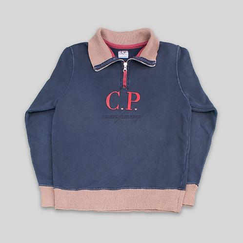 C.P. COMPANY 1/4 ZIP