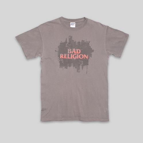 """Camiseta BAD RELIGION """"Euro Tour 2008"""""""