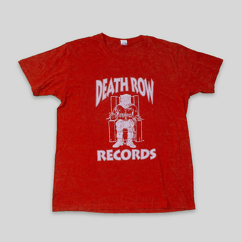 CAMISETA DEATH ROW RECORDS