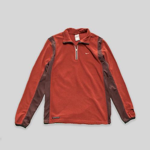 Vintage 2000's Nike Fleece 1/4 Zip