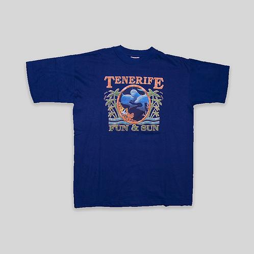 Camiseta souvenir Tenerife
