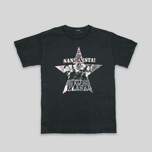 """Camiseta THE CLASH """"Sandinista"""" Album Official Merch"""