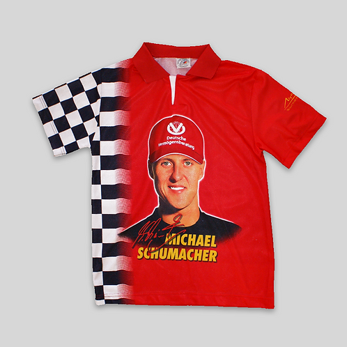 CAMISETA MICHAEL SCHUMACHER