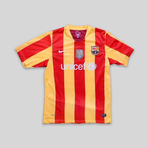 "Camiseta NIKE FcBarcelona ""Senyera"""