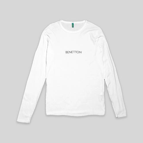 camiseta manga larga BENETTON