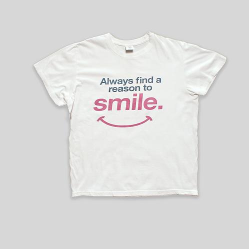"""Camiseta 00's Vintage """"Smile"""""""