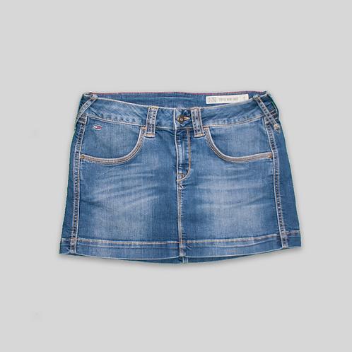 Minifalda Tommy Hilfiger