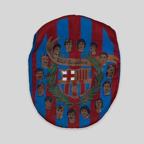 Boina vintage Fc Barcelona 1983