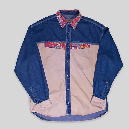 Camisa Vintage Denim