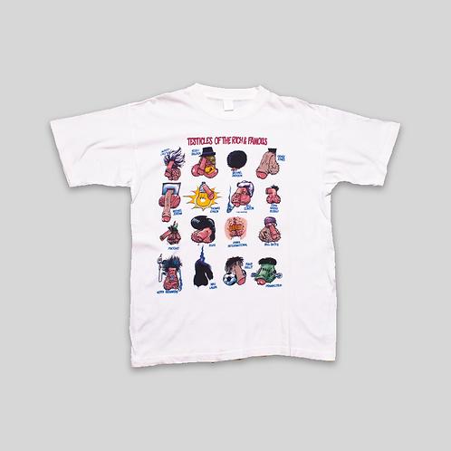 Camiseta Genitales