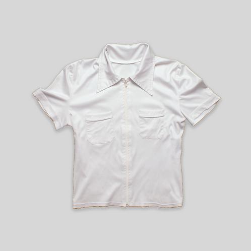 Camisa Vintage Cremallera 2000's