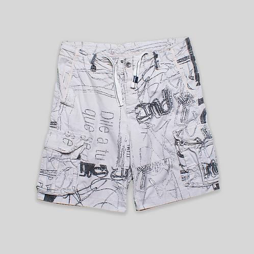 Shorts Desigual 2000's
