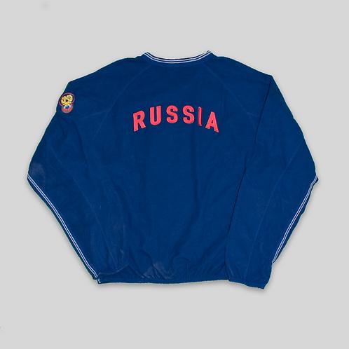 Jersey NIKE footbal Russia Fleece 2008