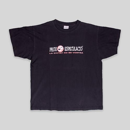 """Camiseta """"Prou Especulació"""""""