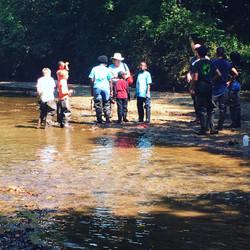creek stomp