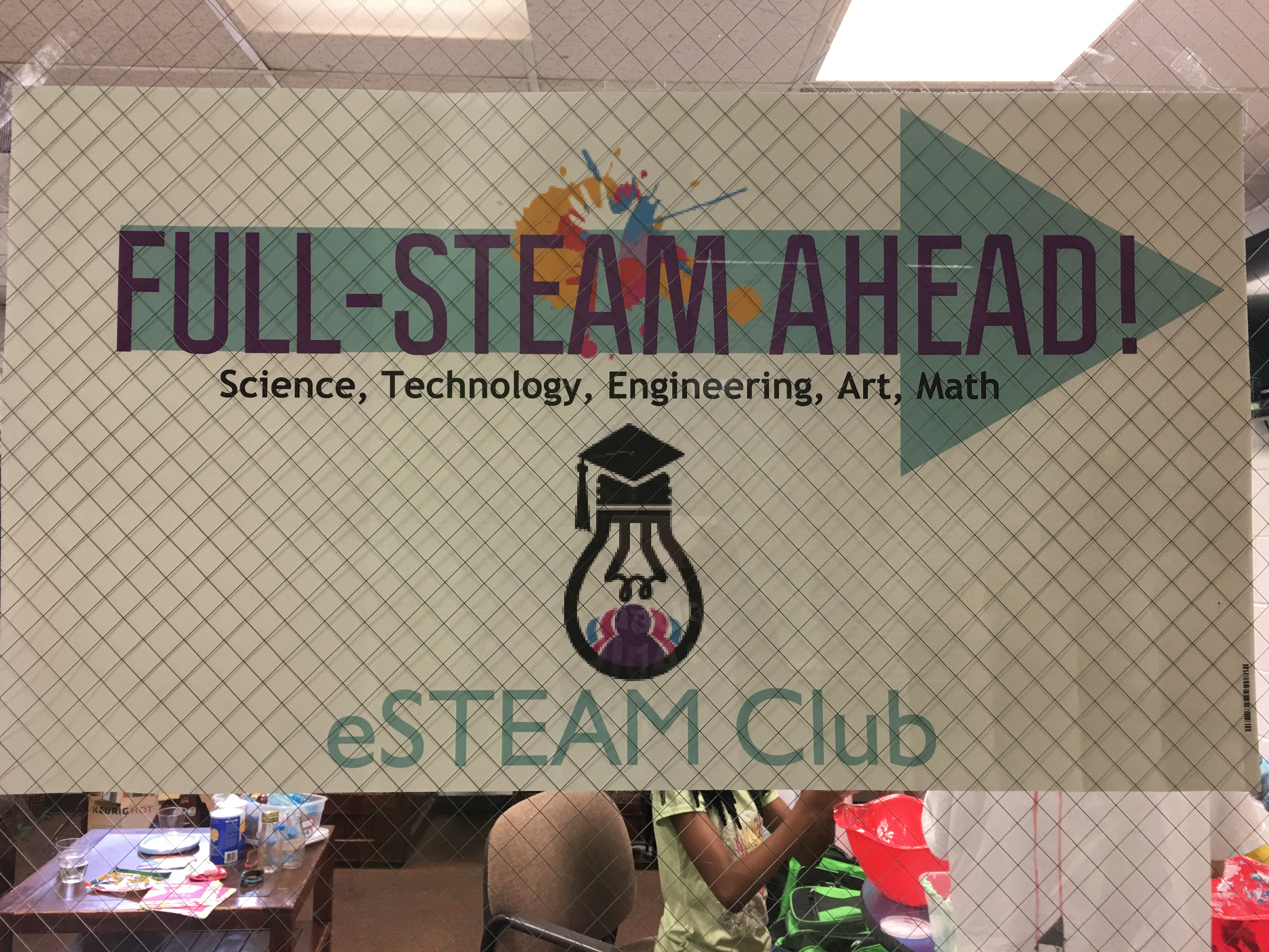 eSTEAM Club Meeting