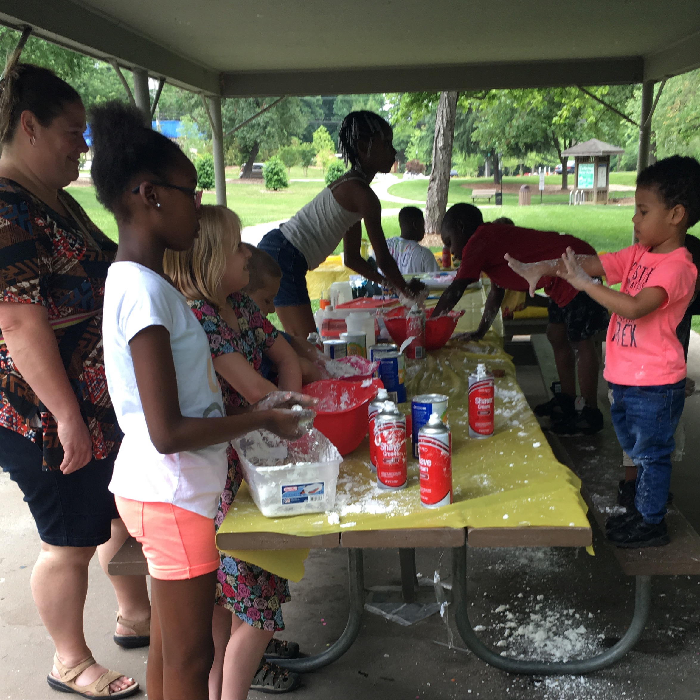 Science in the Park 2016