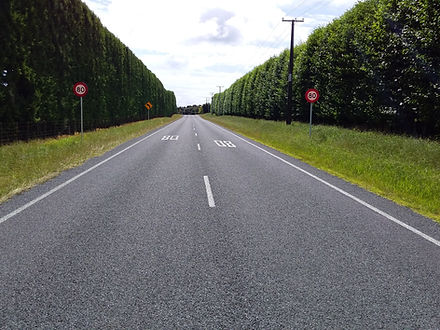 Chipseal Road