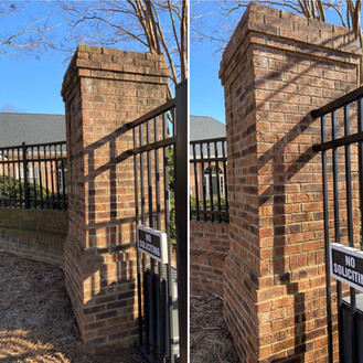 3-5-21 Before & After Commercial fence.j