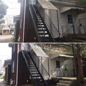 Before & After Commercial - Townhouse Cl