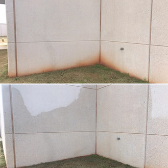 Before & After Commercial - Exterior Wal