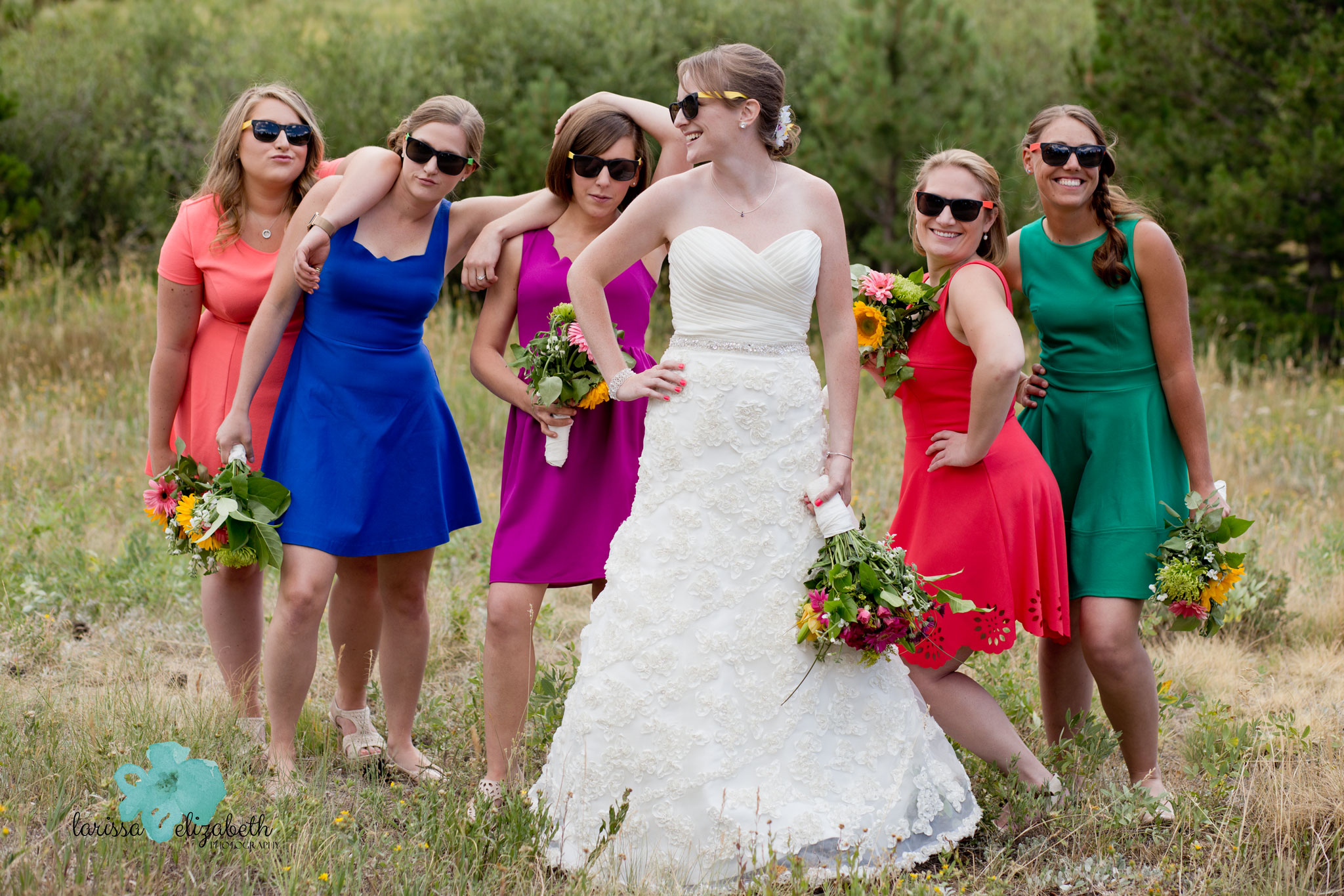 Sassy-bridesmaids