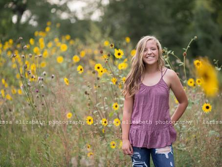 Fort Collins Senior Photographer | Rylee - Loveland High School, Class of 2018