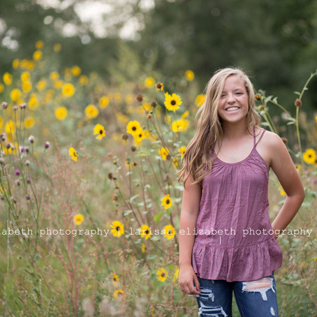 Fort Collins Senior Photographer | Rylee - Loveland High School, Class of 2018