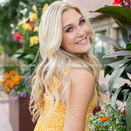 Fort Collins CO Senior Photographer | Maddie's Joy-filled Senior Session - Class of 2020, RCHS