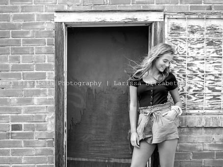 Berthoud CO Senior Photographer | Julianne's Perfect Summer Senior Session - Class of 2020, BHS