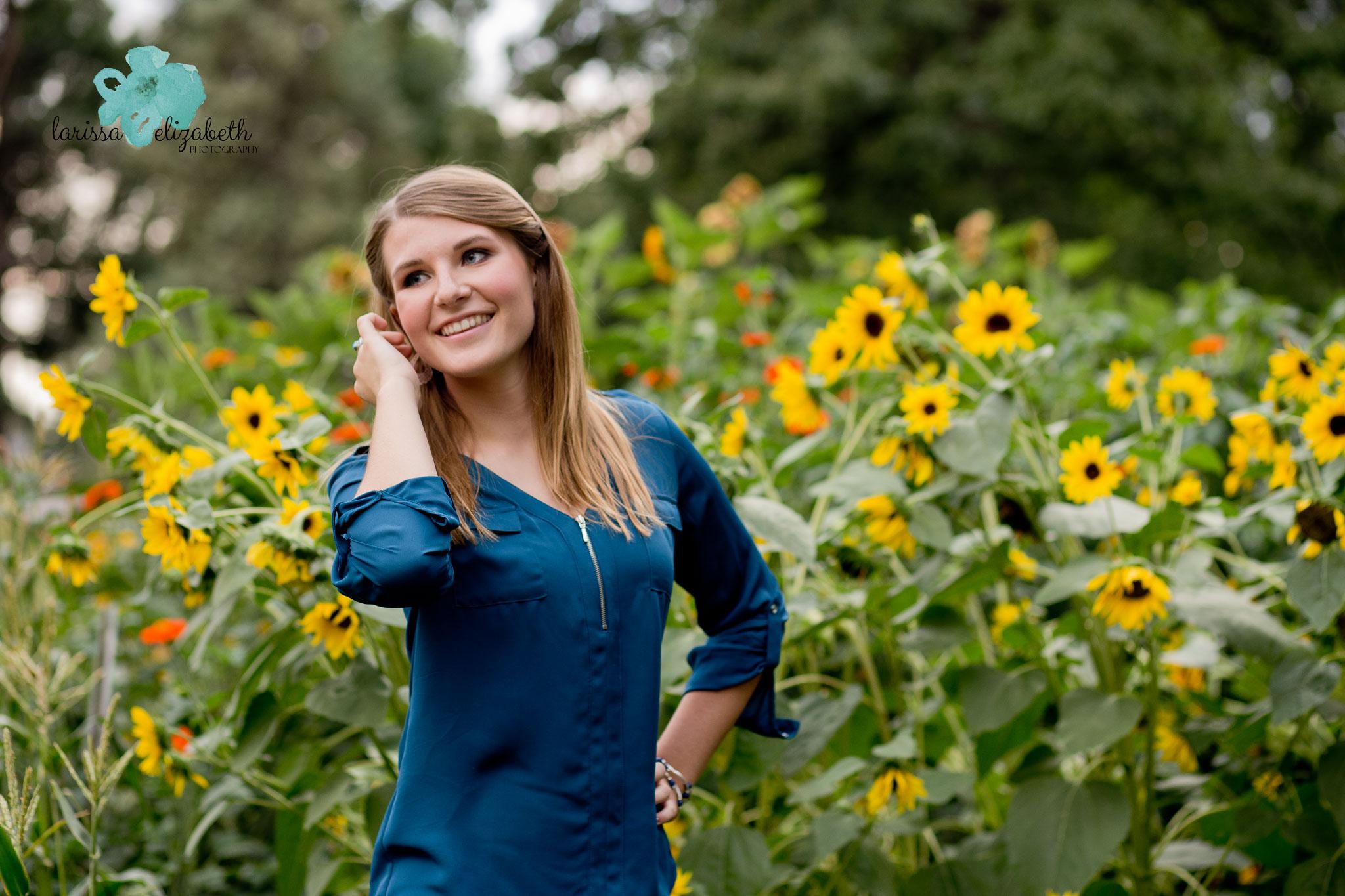 Senior-garden-photography