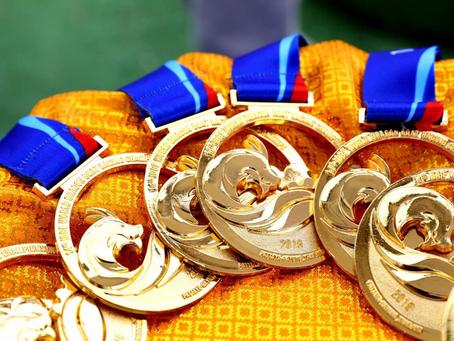 Gold in Thailand