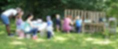 Woodland Parties for Children Bristol UK