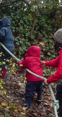 Why Forest Schools Work, Hideaway Forest School Bristol