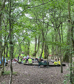 Hortham Hideaway Forest School