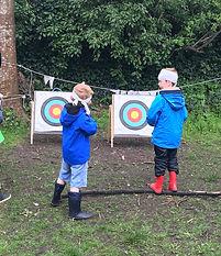 Outdoor Childrens Parties Bristol
