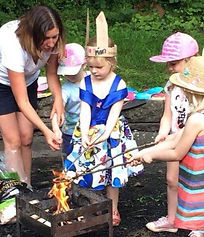 Forest School Private Party Bristol