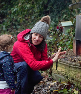 Hideaway Forest School Teacher Bristol UK