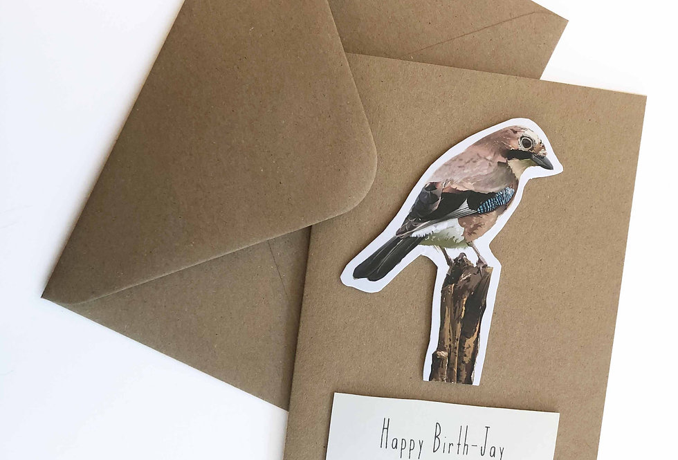Happy Birth-Jay - Jay Birthday card